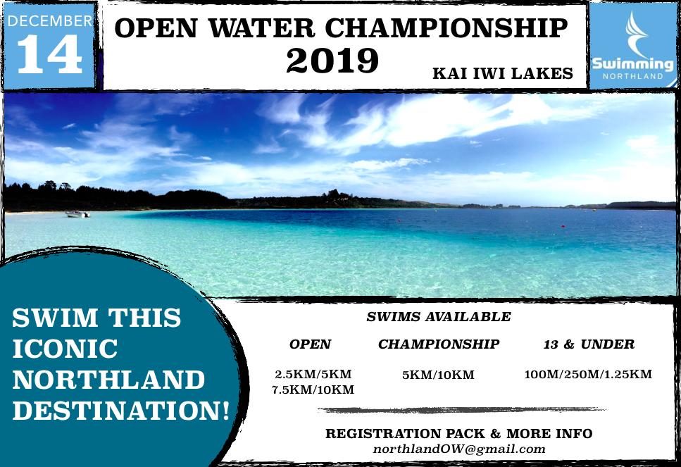 Open Water Champs 2019